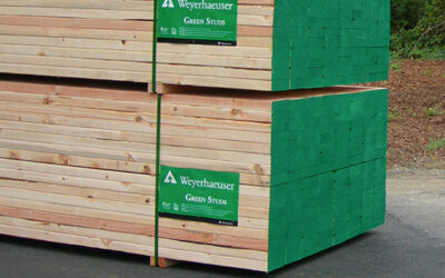 Green Lumber Reduces Global Warming and Costs
